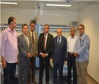 رئيس جامعة الأزهر يتفقد قسم جراحة القلب والصدر بمستشفى سيد جلال الجامعي