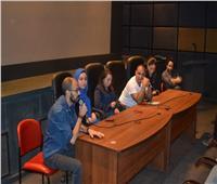 ننشر فعاليات اليوم الثالثلملتقى رؤية لسينما الشباب