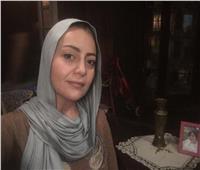 هبة عبد الغني تنتهي من تصوير «لمس أكتاف»..غدا