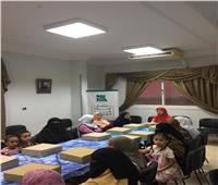 برنامج الغارمين بـ «مصر الخير» ينظم حفل إفطار للعاملين بمصنع الكليم في افطيح
