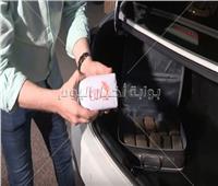 فيديو .. ضبط كمية من «حشيش لميس» قبل العيد
