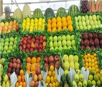 ثبات أسعار الفاكهة في سوق العبور اليوم ٢٦ رمضان