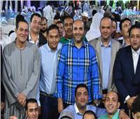 صور| هاني العتال في إفطار جماعي بحضور لفيف من أعضاء مجلس النواب