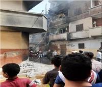 انفجار خزان وقود بمخبز بلدي في كفر الشيخ