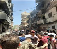 ارتفاع عدد مصابي انفجار خزان وقود في مخبز بلدي بكفر الشيخ