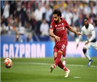 صلاح يحقق لقبا جديدا في نهائي دوري الأبطال