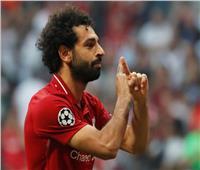 صور وفيديو| احتفال غريب لـ«محمد صلاح» في نهائي دوري الأبطال