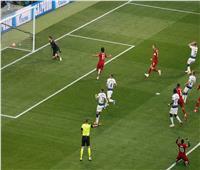 فيديو| «شوط أول هادئ».. ليفربول يضرب توتنهام بهدف «صلاح»