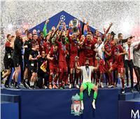 بالصور| احتفالات هستيرية لنجوم ليفربول بلقب دوري أبطال أوروبا