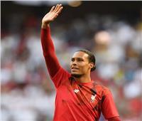 فان ديك يفوز بأفضل لاعب في نهائي دوري أبطال أوروبا