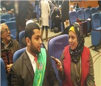 خاص  صاحب المركز الأول في حفظ القرآن: «والدتي تنبأت لي بالفوز ومقابلة الرئيس شرف»