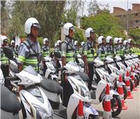 الداخلية: الاستعانة بمجندين من حملة المؤهلات العليا لتنظيم حركة المرور