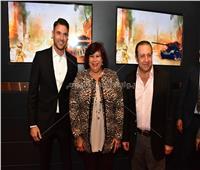 صور| وزراء وفنانون يشاركون صناع «الممر» الاحتفال بالعرض الخاص للفيلم