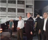 جولة مفاجئة لمحافظ القاهرة في الشرابية وروض الفرج