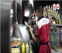 فيديو | فول وطعمية الأستاذ آخر سحور فى رمضان