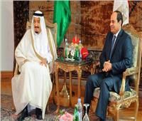 الرئيس السيسي يجري اتصالاً هاتفياً بالملك سلمان للتهنئة بعيد الفطر