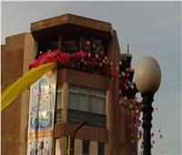 المواطنون يؤدون صلاة عيد الفطر في ساحات بورسعيد