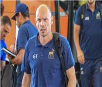 خاص| تاكيس جونياس: أقضي الأجازة في اليونان.. وهذا موقفي من الموسم الجديد