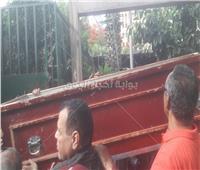 فيديو وصور| جثمان محمد نجم يصل مسجد مصطفى محمود بالمهندسين