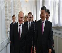 الرئيس الصيني: بوتين صديقي المقرب
