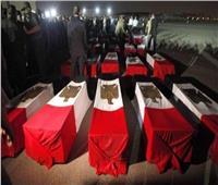 «تنسيقية الأحزاب» تنعي شهداء حادث العريش الإرهابي