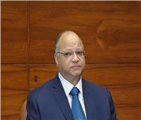محافظ القاهرة ينعي شهداء حادث كمين العريش الإرهابي
