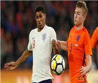 إنجلترا vs هولندا في دوري الأمم الأوروبية.. موعد المباراة والإحصائيات
