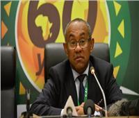 عاجل| احتجاز أحمد أحمد رئيس الاتحاد الإفريقي لكرة القدم بباريس