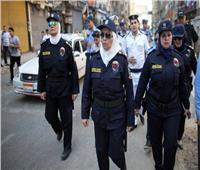 «قومي المرأة»: لا شكاوى من التحرش أول أيام العيد.. وانتشار كثيف للشرطة النسائية