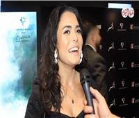فيديو| الفنانة أسماء جلال: ماليش في الرومانسية.. ونفسي اشتغل مع شريف عرفة