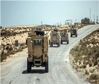 الإمارات تدين الهجوم الإرهابي على نقطة تفتيش بمدينة العريش