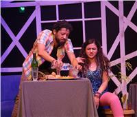 صور| مسرح الغد يتألق بـ «الحادثة»