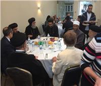 الكنيسة الأرثوذكسية في لندن تحتفل بعيد الفطر المبارك