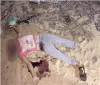 فيديو وصور| مقتل 4 إرهابيين متورطين في مهاجمة أحد الأكمنة الأمنية بالعريش