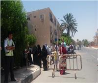 اللغة العربية ترسم البسمة على وجوه طلاب الثانوية العامة بجنوب سيناء