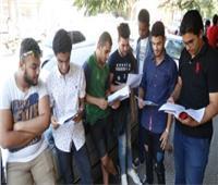 ثانوية عامة 2019| طلاب بورسعيد: امتحان «اللغة العربية» سهل وعكس التوقعات