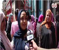 شاهد| فرحة طالبات الثانوية العامة عقب امتحان اللغة العربية