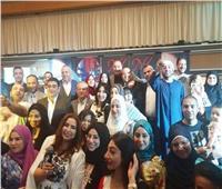 مصر للطيران تشارك في لقاء الجالية المصرية في الإمارات