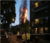 الإسعاف: لا تقارير عن وقوع مصابين حتى الآن جراء حريق مبنى في لندن