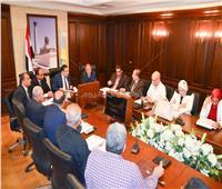 محافظ الإسكندرية: الانتهاء من مشروعات الصرف الصحي خلال 3 أشهر