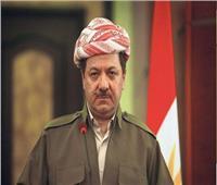 بارزاني يدعو لإيجاد حلول لكل المشاكل بين بغداد وأربيل