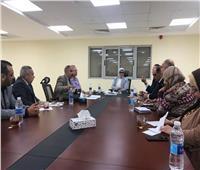 وزيرة الصحة: استلام مستشفى الرمد التخصصي ببورسعيد منتصف الشهر الجاري