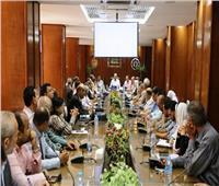 محافظ السويس يُوَجِّه باستكمال أعمال التطوير استعدادًا لكأس الأمم الإفريقية