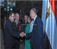 محافظ الإسكندرية يشارك في احتفالية اليوم الوطني لروسيا الاتحادية