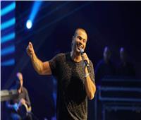 فيديو| عمرو دياب يشكر تركي آل الشيخ.. والأخير: «نورت يا هضبة»