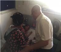 السيطرة على حريق محدود بمستشفى أسيوط الجامعي دون خسائر