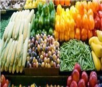 تعرف على سعر الليمون والخضروات في سوق العبور