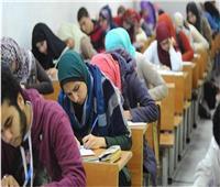 ضبط 7 حالات غش لطلاب ثانوية عامة في لجنة بأسيوط