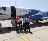 حارس مرمى ريال مدريد يغادر الغردقة بعد جولة سياحية
