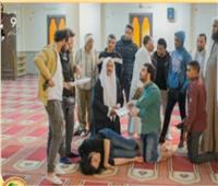 فيديو| «محمد عزمي»  يحكي عن مشاركته بمسلسل «قمر هادي»